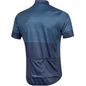 PEARL iZUMi Select LTD Maillot Hombre, navy/teal stripe